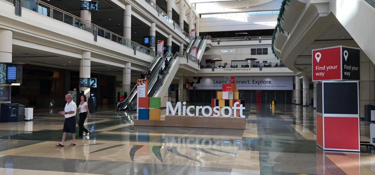 Sesiones por streaming más interesantes de Microsoft Ignite 2018