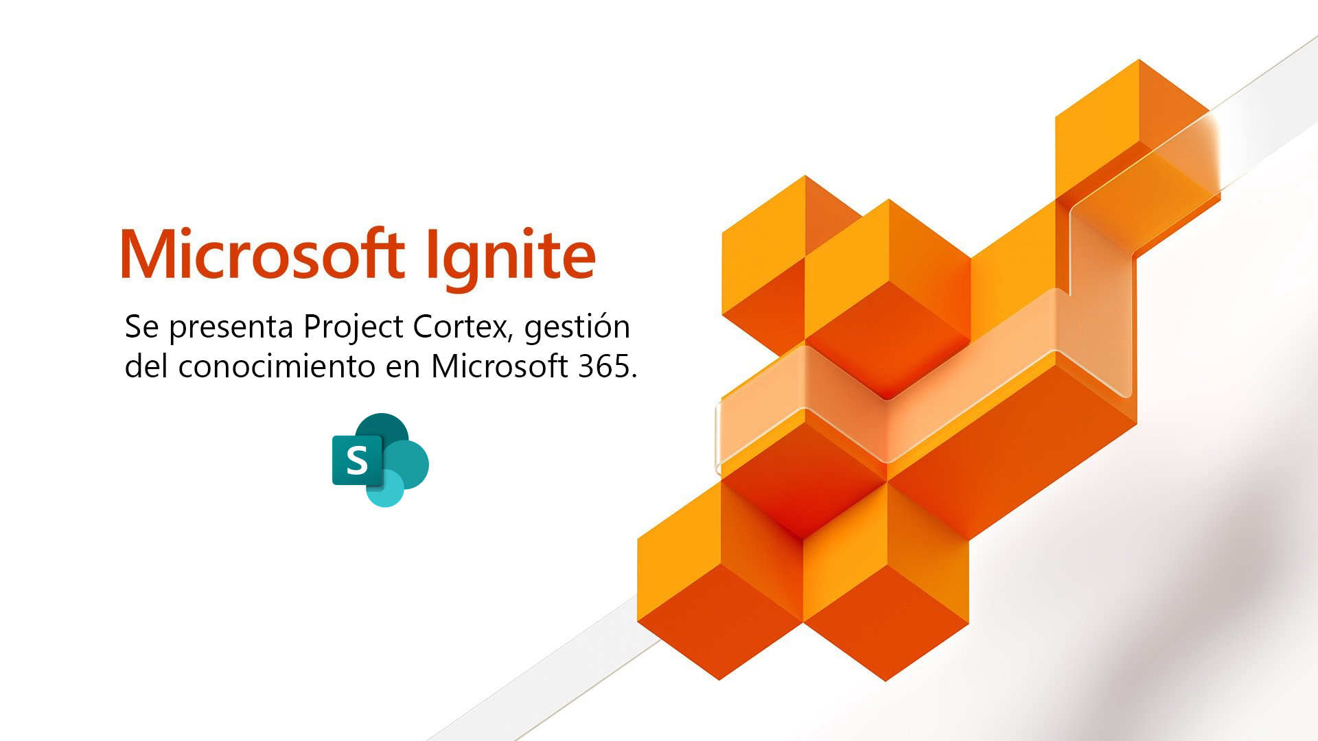 Se presenta Project Cortex en Ignite 2019