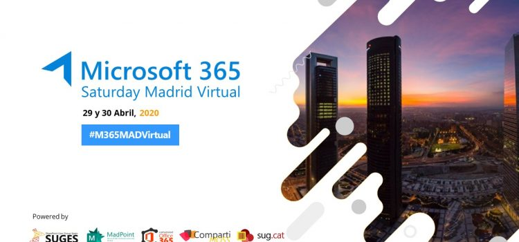 Microsoft 365 Saturday Madrid Virtual